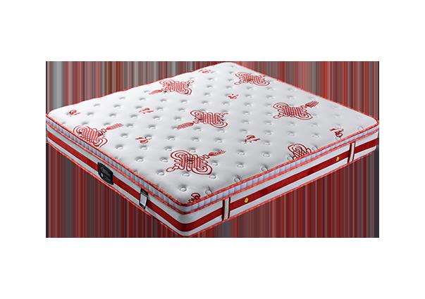 梦露独立簧乳胶床垫